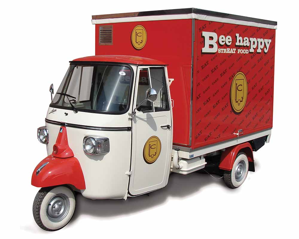 Food Trucks Promotional Vehicles Manufacturer