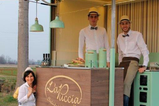 food truck l'apuccia by vs veicoli speciali