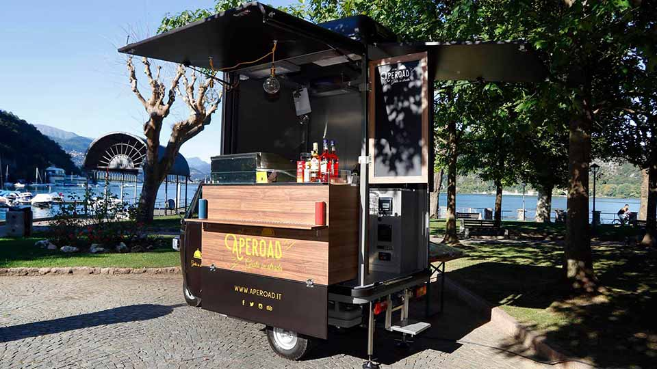 the importance of the brand for success with a food truck
