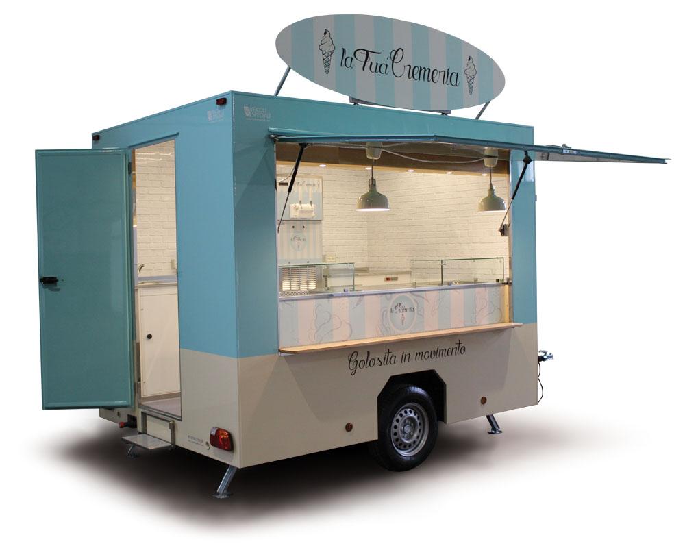 Ice cream trailer for rent : Fluffy breaks even episode 4 full