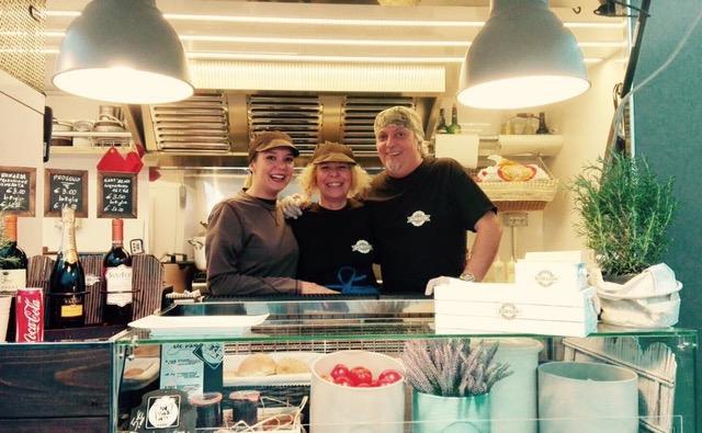 Intervista ad Alberto il titolare del food truck Bobson