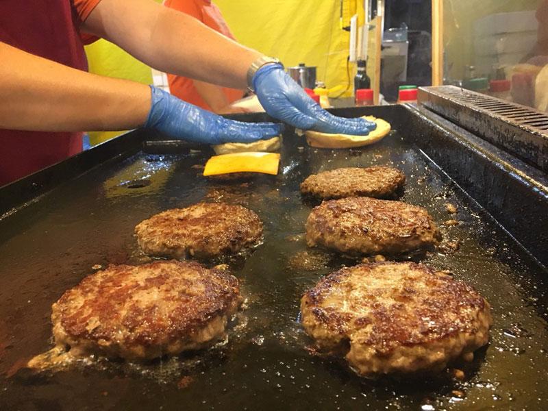 banchi temporanei in manifestazioni street food non rispettano norme igienico-sanitarie