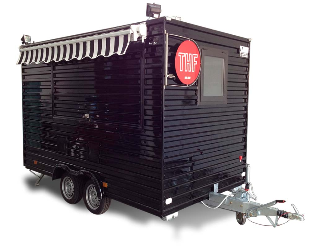 food trailer thf all black