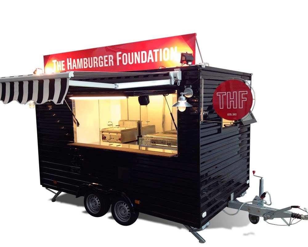 allestimento street food furgone ducato