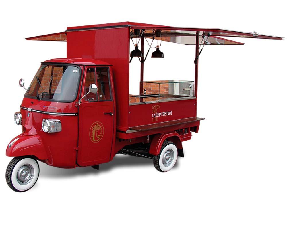 Ape bistrot laurin park hotel - Bar mobile usato ...