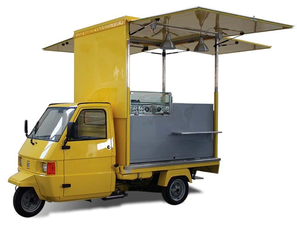 ape tm per street food di pasta