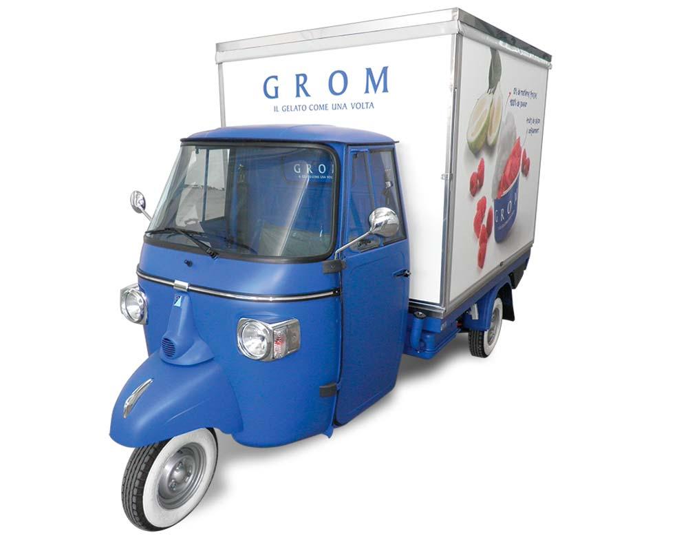 food truck gelateria ambulante grom