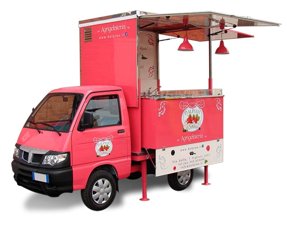 Food Truck Porter Dalpian