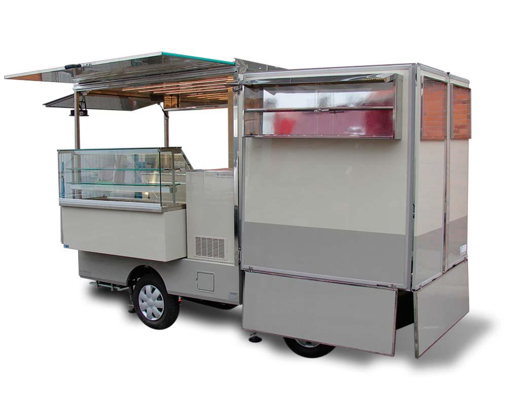 Porter Food Truck milano