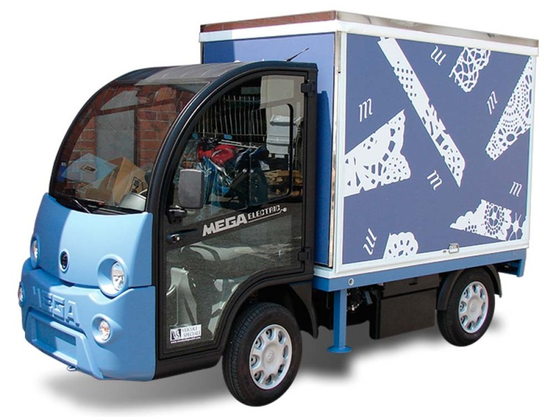 veicoli elettrici street food e-worker