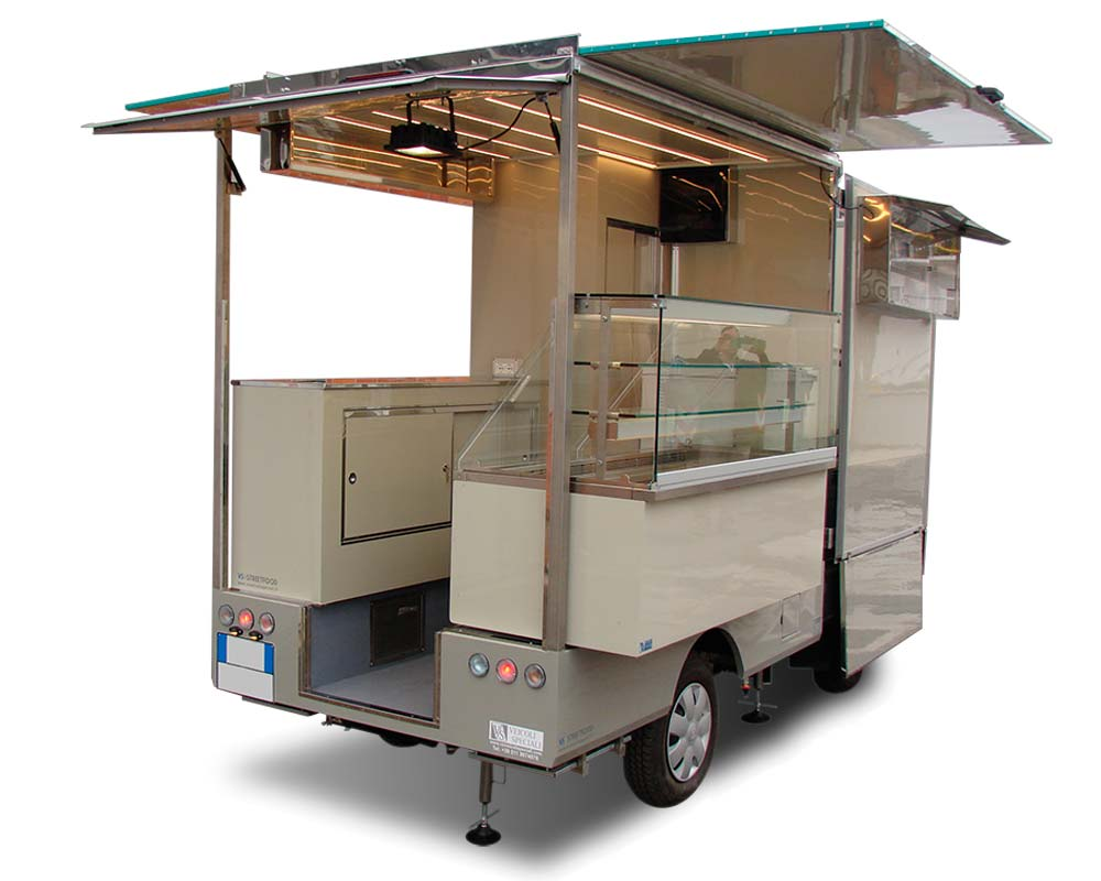 veicoli street food milano