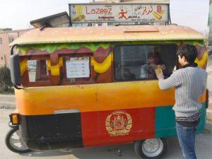 food truck usato non a norma e vecchio