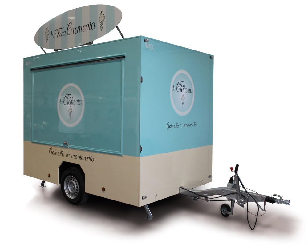 Food Trailers & Vending Carts > Shops on Wheels