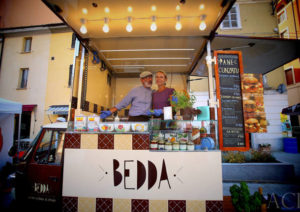 Ape Bedda am Urban & Lake Street Food Festival