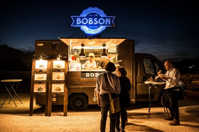 Bobson food truck