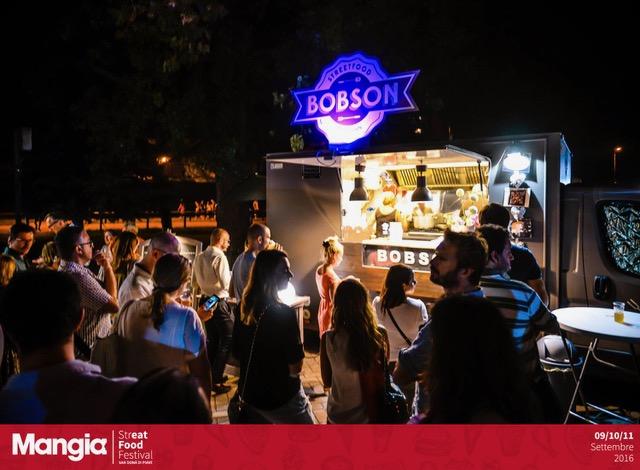 Bobson street food