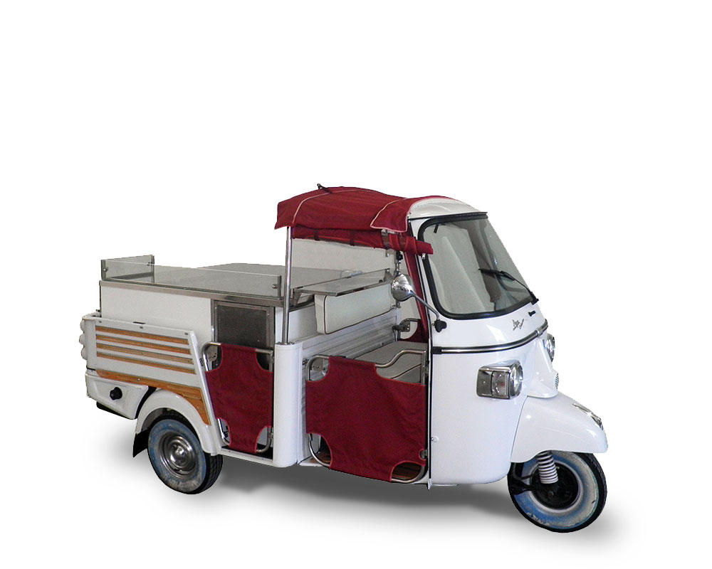 Food Trucks And Promotional Vehicles For Rent Fleet Of