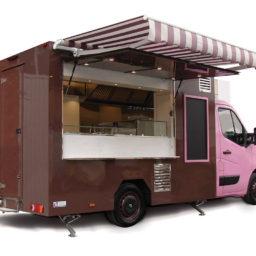 furgone food truck renault master di seconda mano