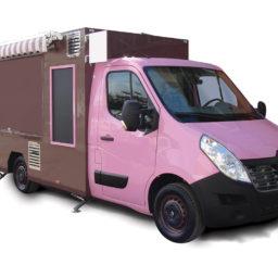 furgone food truck usato