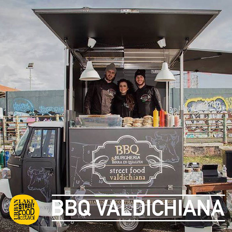 food truck bbq valdichiana im urban & lake street food festival