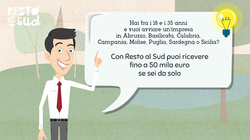 finanziamenti per giovani under 36 e apertura nuove imprese nel sud italia