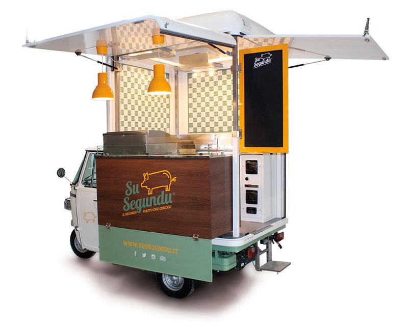 ape food truck SuSegundu