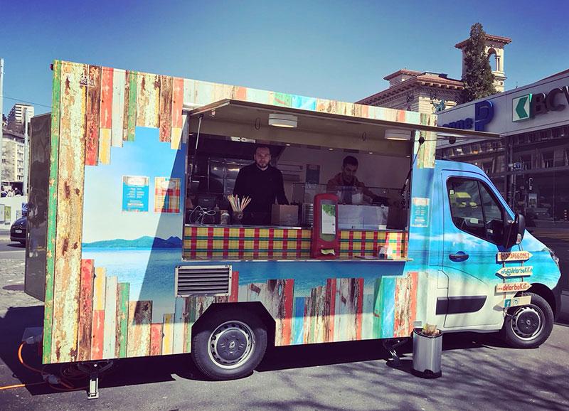 food truck esempio marketing comunicazione