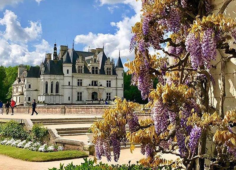 Schloss von Chenonceau Frankreich