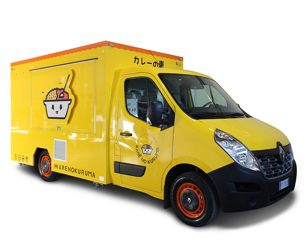 foodtruck mobile kitchen karenokuruma