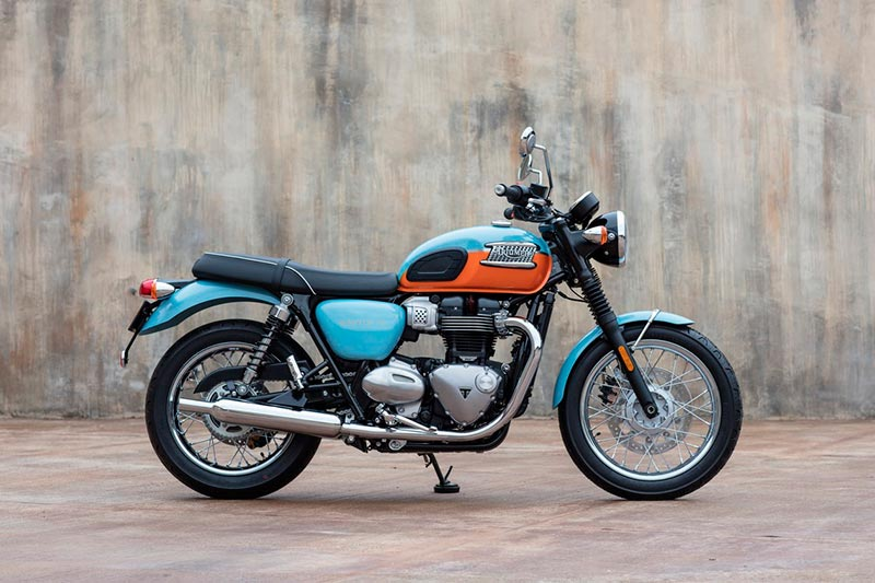 Triumph Bonneville T100 SPIRIT OF59 by KAOS Design