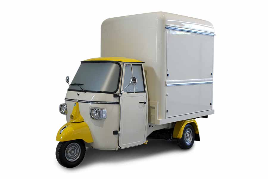 Ape V-Smart DriDri per street food business