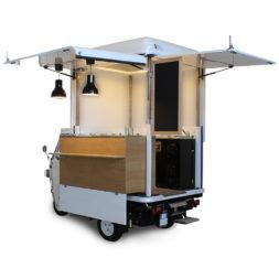 food truck piaggio usato bianco acquista online