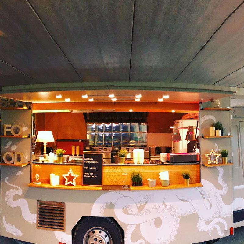 sanfish ristorante di pesce mobile in svizzera