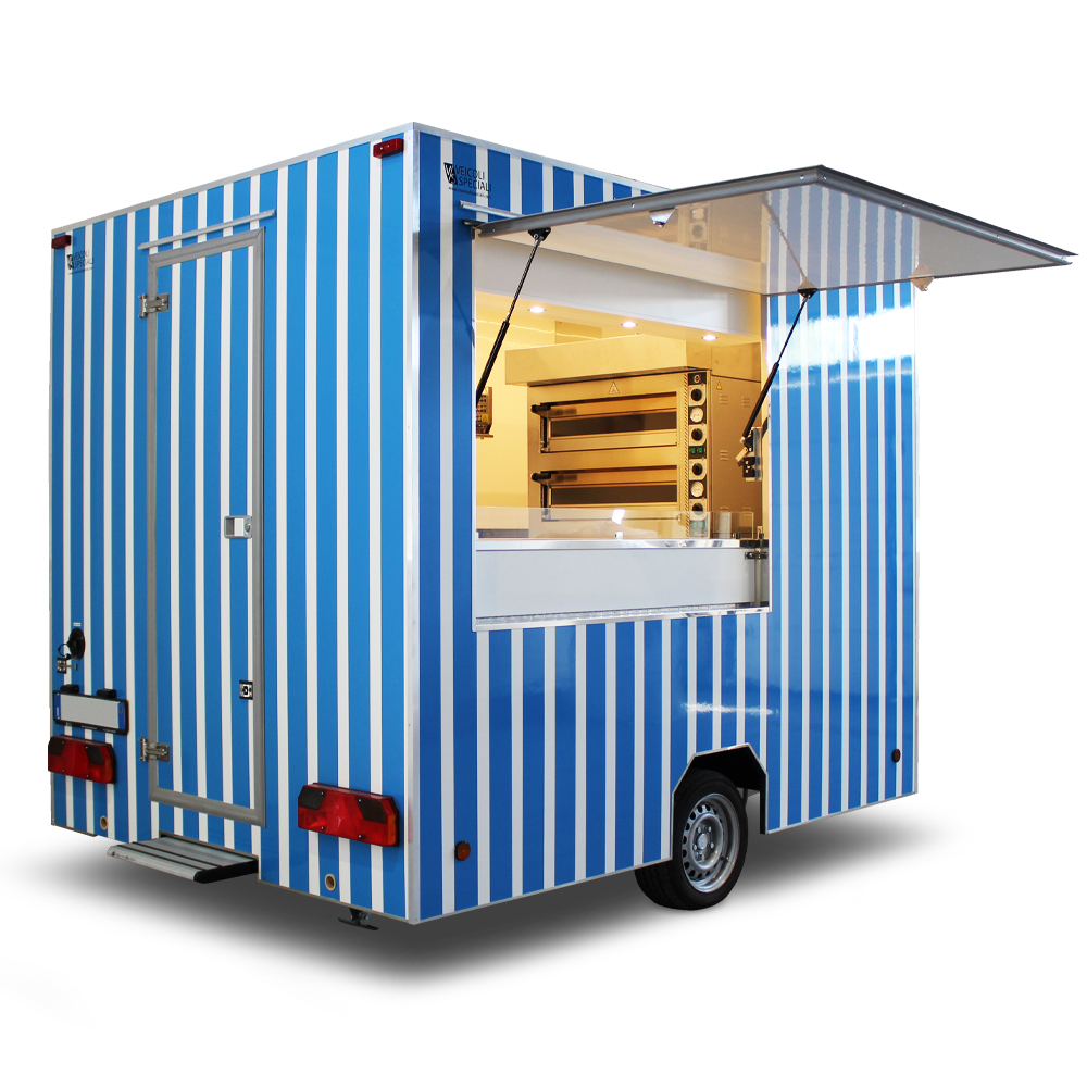 Used Food Trucks For Sales