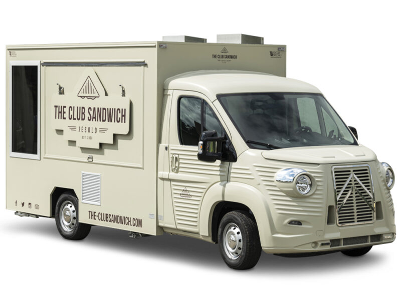 Restaurant Mobile | Club Sandwich Truck | NV Food Truck