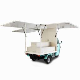 piaggio ape smart retail truck