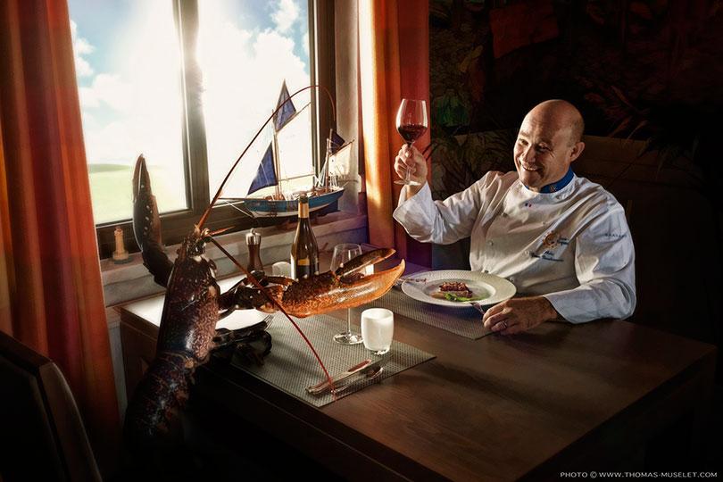 Yorann Vandriessche Chef francese con 1 stella michelin e un ristorante in riviera